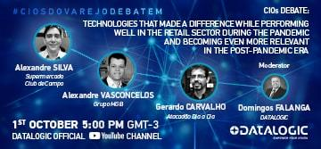 Live from Brazil | CIOs debate