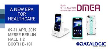 A New Era for Healthcare at DMEA Berlin 2019