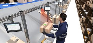 Hands-free solutions for safer logistic environments